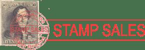 Stamp Sales